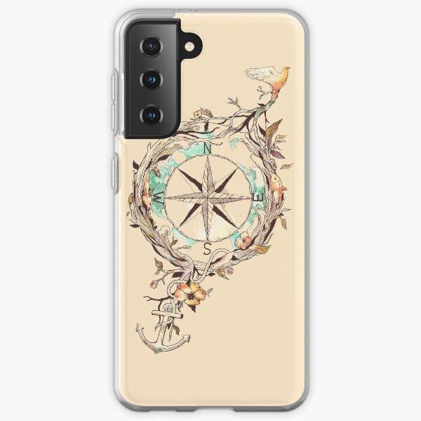 Bon Voyage Samsung Galaxy Soft Case