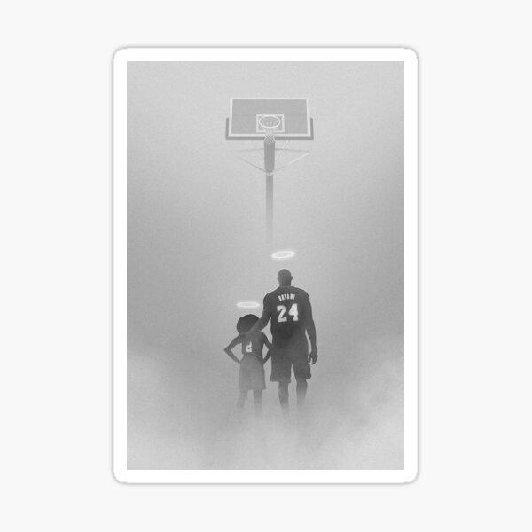 Kobe Bryant Tribute Sticker