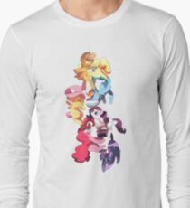Mane 6 Long Sleeve T-Shirt