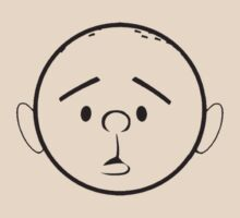 Karl Pilkington - He;'s got a head like a...