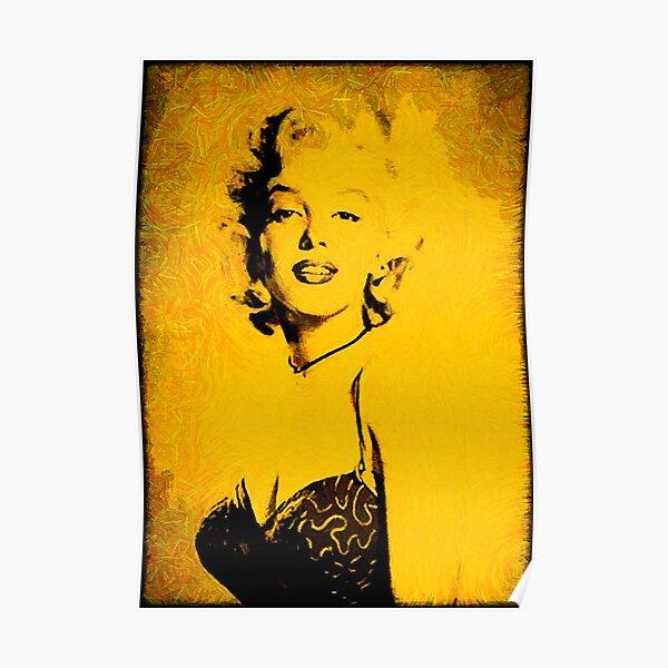 Marilyn © Poster