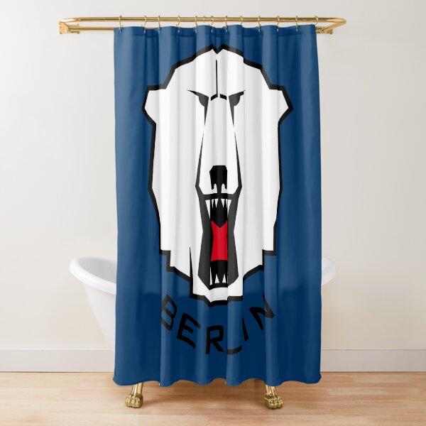 Eisbären Berlin Duschvorhang