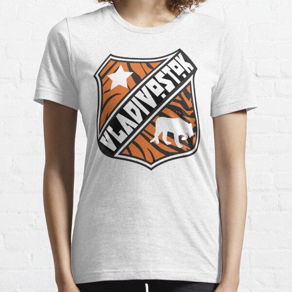 Vladivostok Siberian Tigers Essential T-Shirt