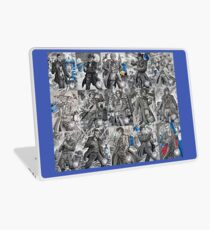 All the Doctors Laptop Skin