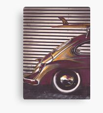 Early Surf Canvas Print