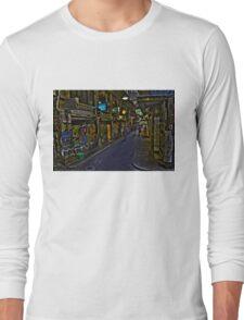 Degraves St 12 Long Sleeve T-Shirt