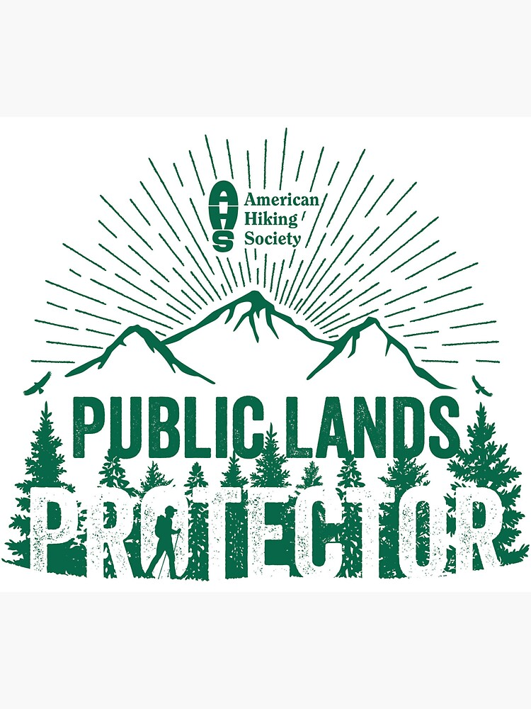 Public Lands Protector by AmericanHiking