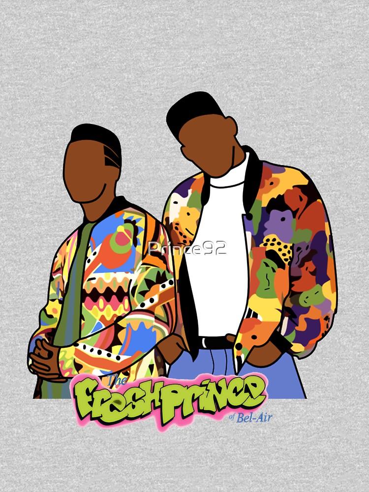 1e118e832 Fresh Prince | Unisex T-Shirt, a t-shirt of funny, hip hop, tv show ...