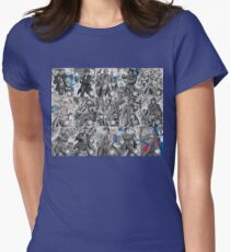 All the Doctors Women's Fitted T-Shirt