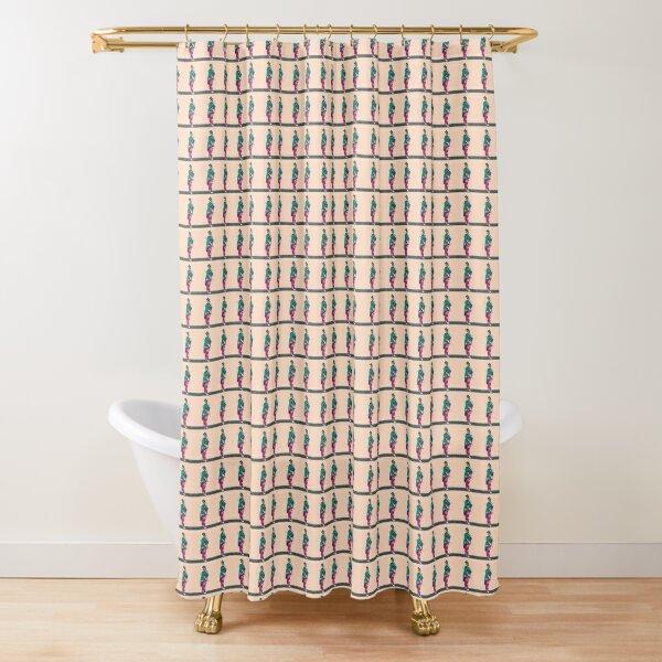 BOMBER BENTLEY Shower Curtain