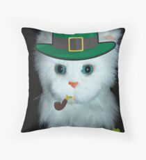 Happy St. Patty's Day!!!  Throw Pillow