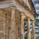 Courthouse, Berrima, NSW by Adrian Paul