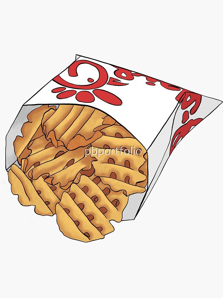 Waffle Fries by pbportfolio