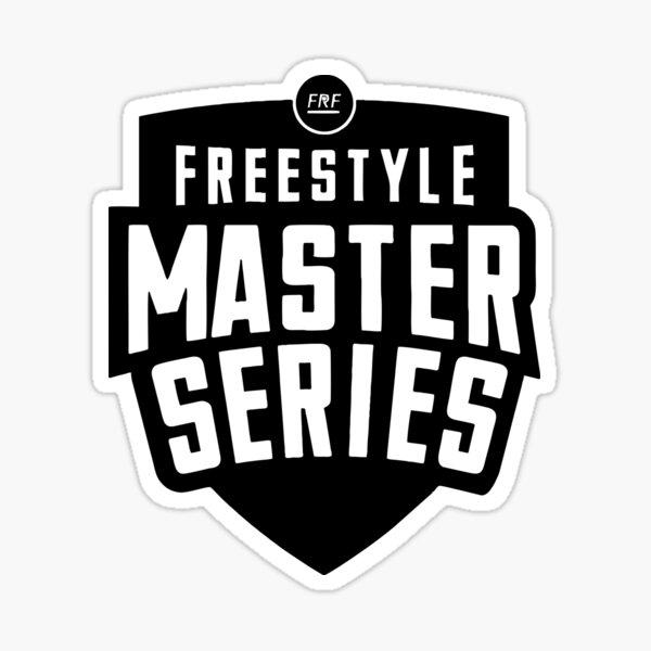 Freestyle Master Series FMS Pegatina