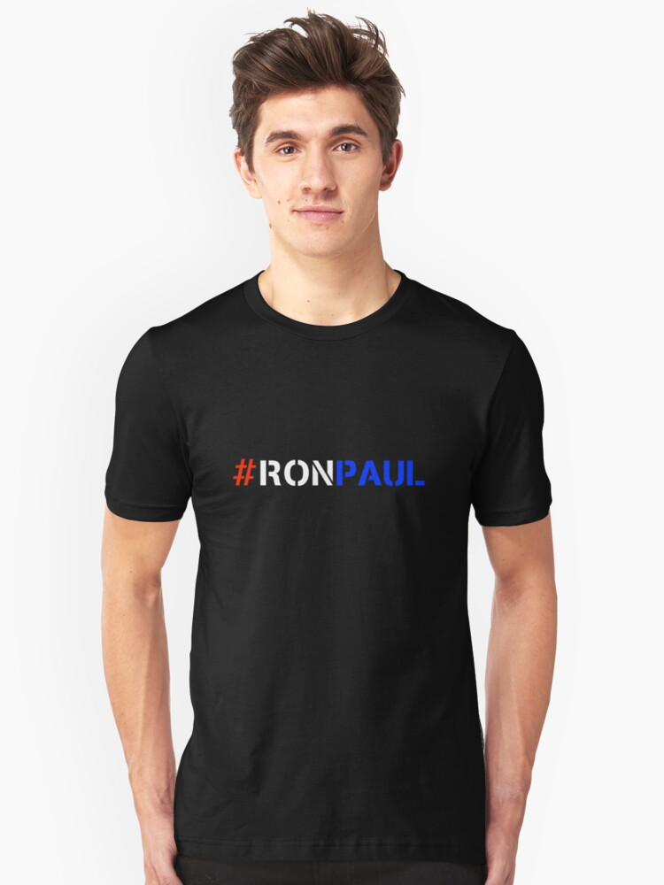 #RONPAUL is Trending - Red, White & Blue! by mattag29