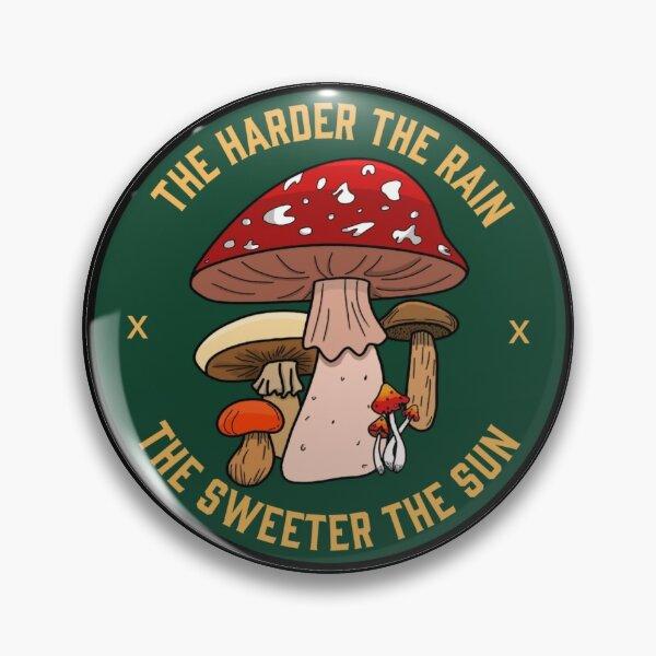 hozier mushroom  Pin