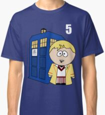 5th Doctor Classic T-Shirt