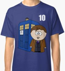 10th doctor Classic T-Shirt
