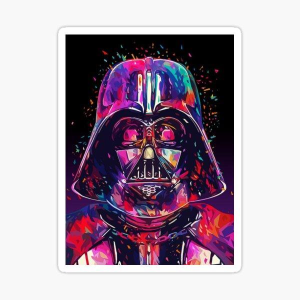 Stars Wars Darth Vader Sticker