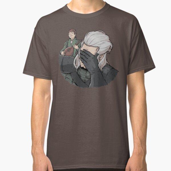 Geralt Face Palm Classic T-Shirt