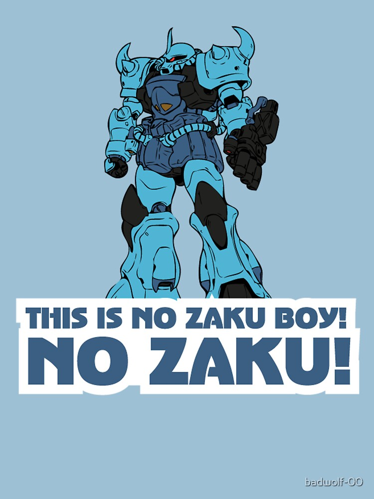 NO ZAKU! | Unisex T-Shirt