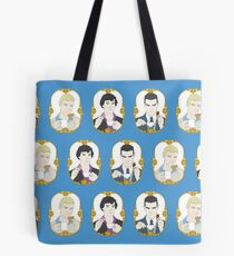 Tea Time - Trio Tote Bag