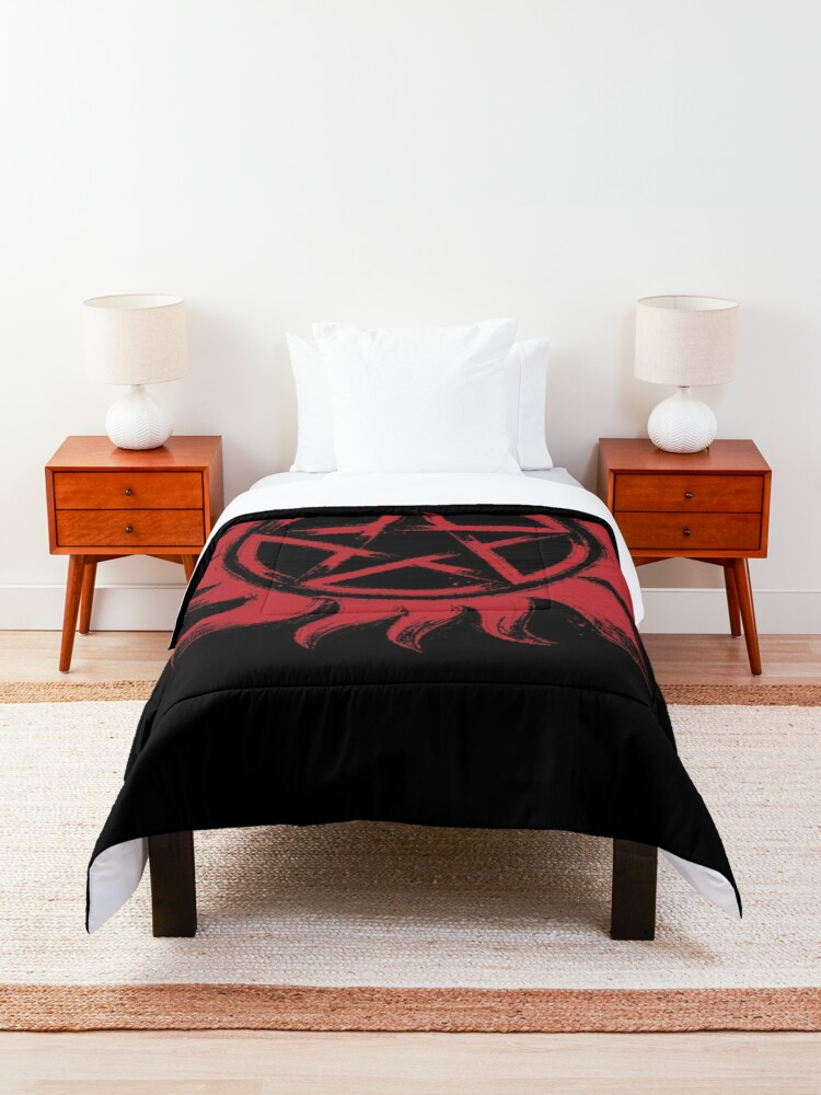Alternate view of Winchester Creed Comforter