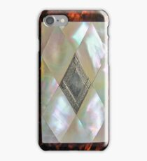 mother of pearl iphone case iPhone Case/Skin