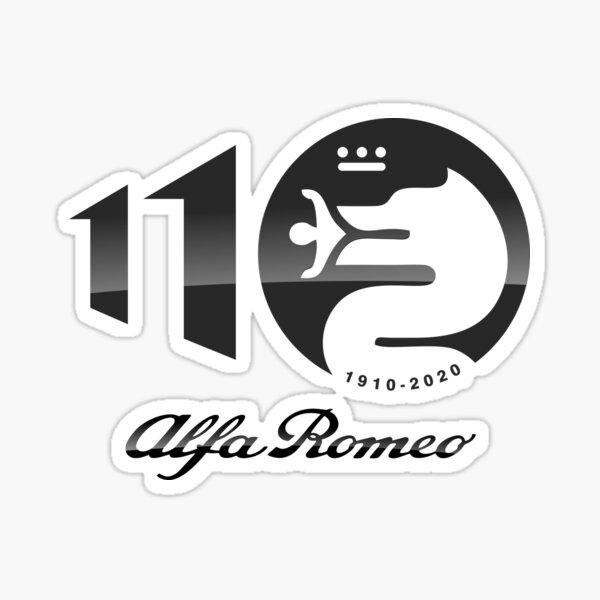 ALFA ROMEO 110 ANIVERSARIO Pegatina