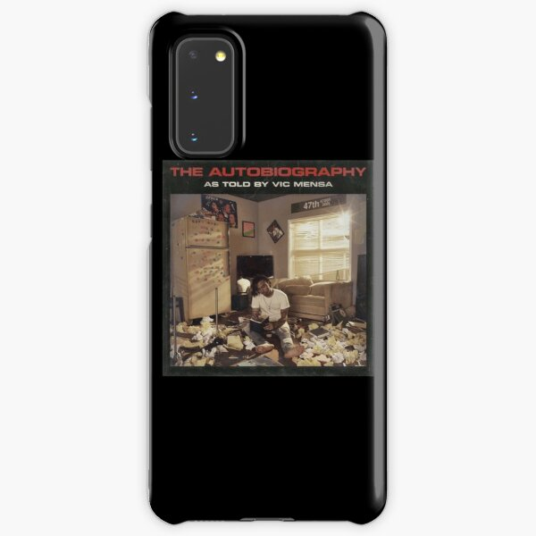 The Autobiography Samsung Galaxy Snap Case
