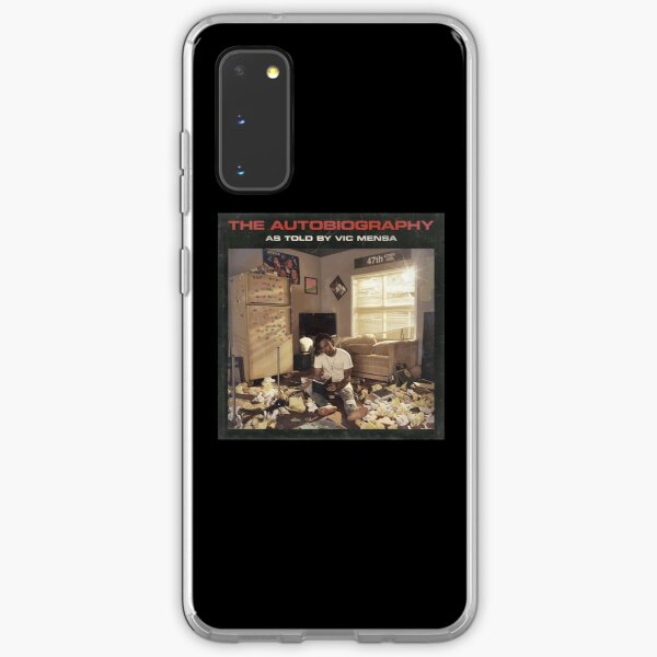 The Autobiography Samsung Galaxy Soft Case