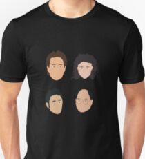 Jerry, Elaine, Kramer, George T-Shirt