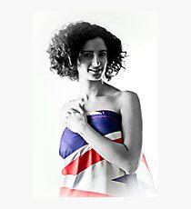 Patriotism Photographic Print