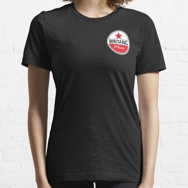 Bintang Pilsener Beer Logo Essential T-Shirt