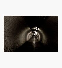 Greenwich Footpath Under the Thames Photographic Print