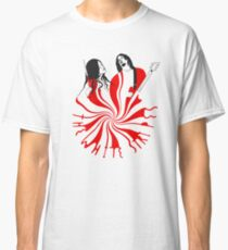 Candy Cane Children Classic T-Shirt