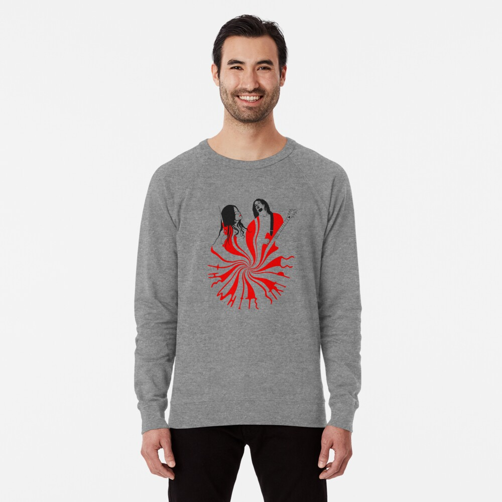 Candy Cane Children Lightweight Sweatshirt