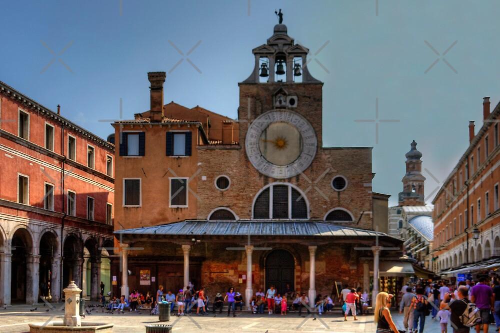 San Giacomo di Rialto by Tom Gomez