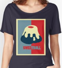 Believe In The Sweetroll Women's Relaxed Fit T-Shirt