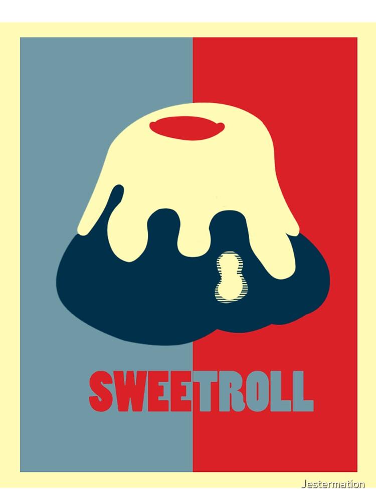 Believe In The Sweetroll by Jestermation