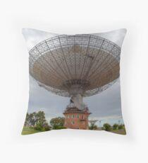 CSIRO Parkes Observatory • New South Wales • Australia  Throw Pillow