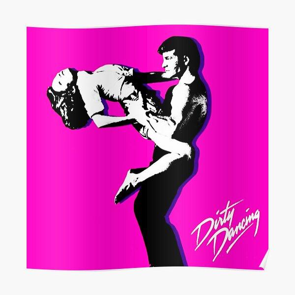 Fenomenal Art Dirty Dancing Dance Musical International Poster