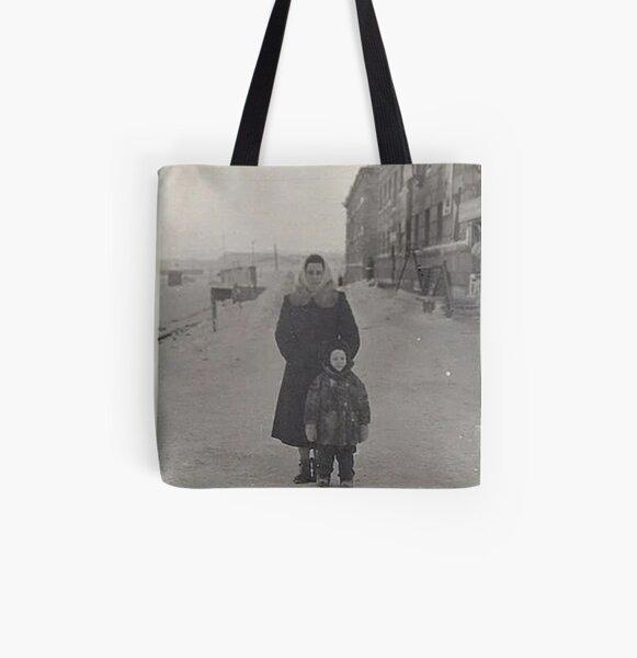 Norillag, Norilsk Norillag All Over Print Tote Bag