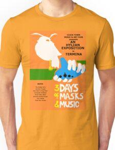 Clocktown Unisex T-Shirt