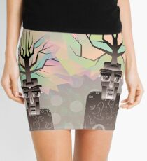 Bush Guardians Mini Skirt