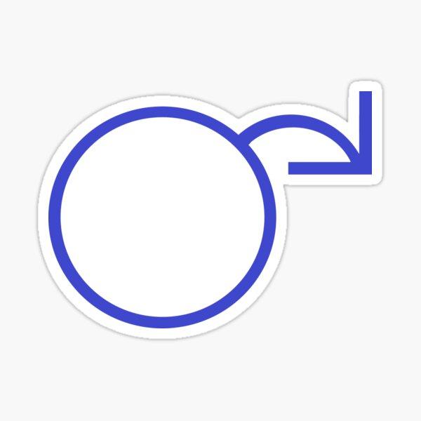 Impotence logo Sticker