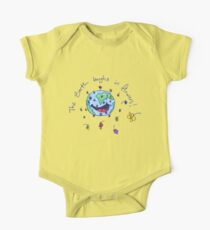 The Earth Laughs in Flowers Kids Clothes