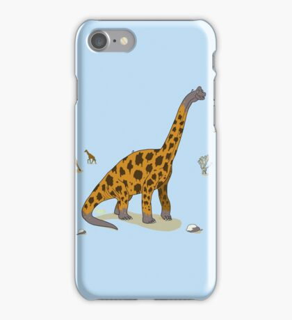 Brachiosaurus iPhone Case/Skin