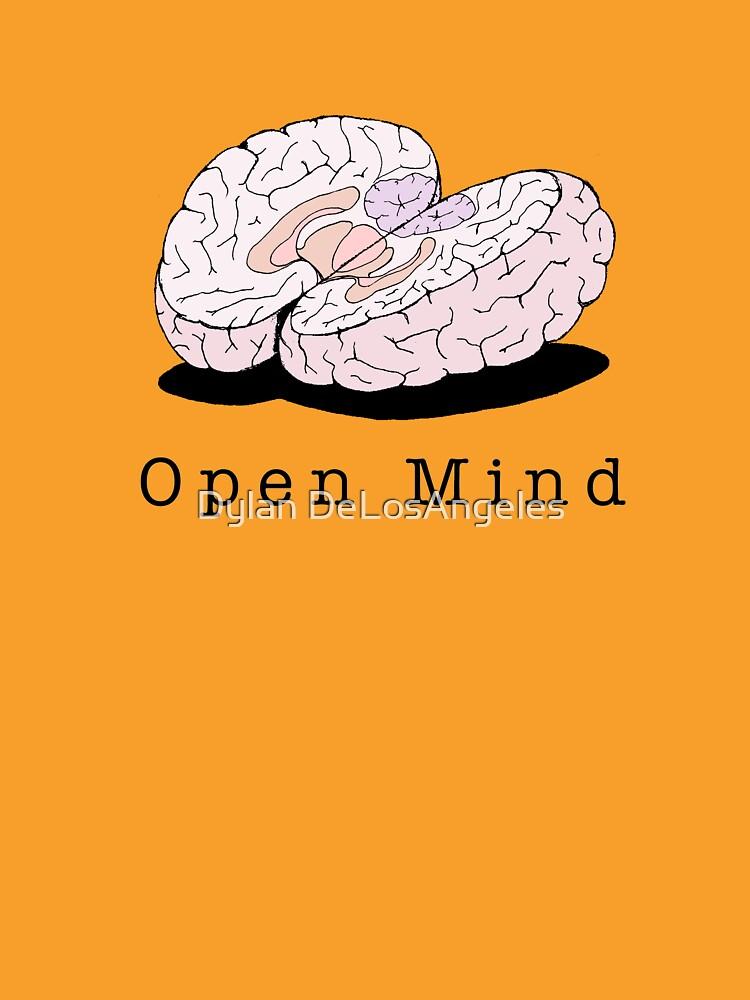 Open Mind by delosangeles