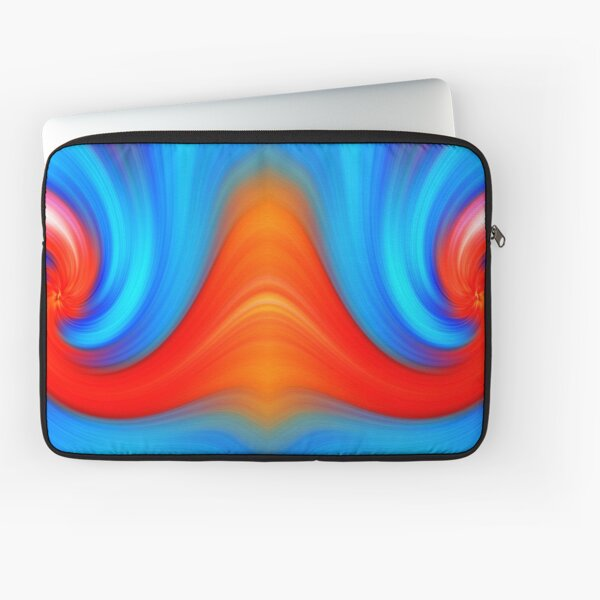 Maybe you love blue more Laptop Sleeve